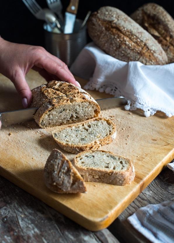brood bij kaasfondue